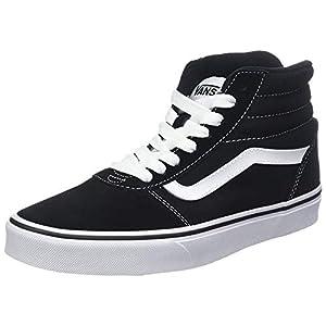 Vans Ward Hi Suede/Canvas, Sneaker Homme