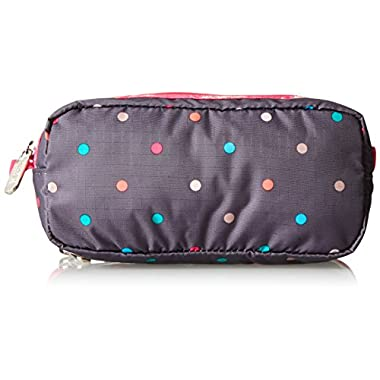 LeSportsac Kevyn Cosmetic Case,Chromatic Dot,One Size