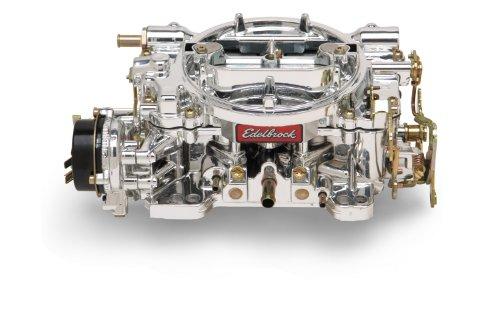 Edelbrock 140649 600 Cfm Electric Choke Remanufactured Carburetor