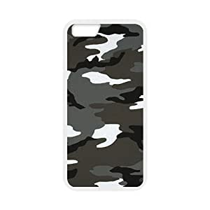 Black Disruptive pattern Phone Case for Iphone 6