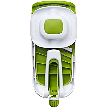 Chef'n Sleek Slice Handheld Collapsible Mandoline, Green