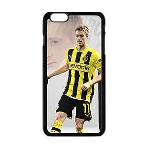 DAZHAHUI Borussia Dortmund: Marco Reus Phone Case for Iphone 6 Plus