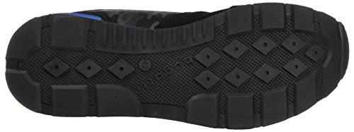 Bugatti 321308021400, Zapatillas para Hombre Negro (Schwarz)