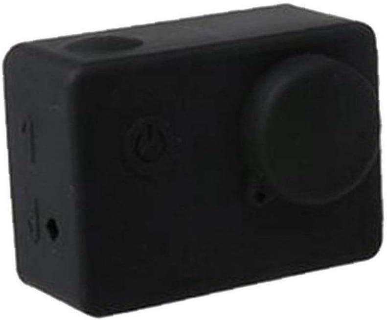 Gel de Protection de Cas de Couverture de Silicone Couvertures Anti-Choc pour Cam/éra daction SJCAMS SJ4000 SJ7000 1pc