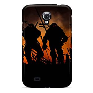 Ksander Iik1590liLp Protective Case For Galaxy S4(ninja Turtles)