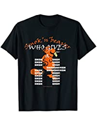 WHO GIVES a it (SH) orange Smok'n'beaver