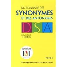 DICTIONNAIRE DES SYNONYMES ET DES ANTONYMES - QA