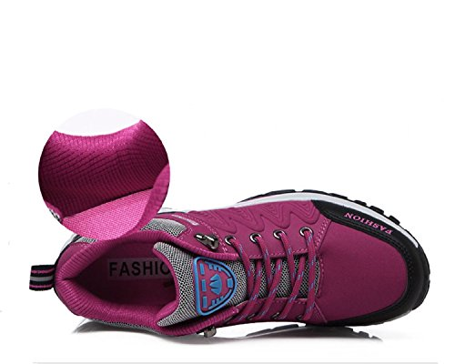 Sneaker Bequeme Low Damen Luftpolster Laufschuhe Turnschuhe Gold Air T Erhöhung Rosa Top Höhe Einlegesohle Sportschuhe xYqXFZOnwn