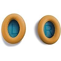 QuietComfort 35 Ear Pads, Lamshaw Replacement Headphones Ear Cushion Kit for Bose QuietComfort 35 (Brown)
