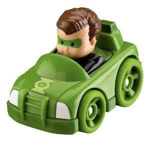 Little People Wheelies, DC Super Friends, Green Lantern by Little People