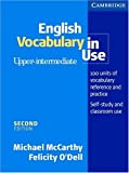English Vocabulary in Use: Upper-Intermediate (with Answers)