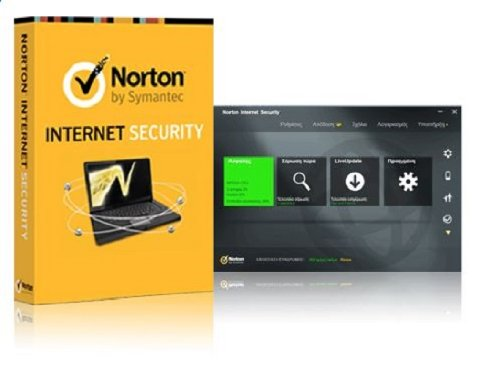 Norton Internet Security 2014 1year