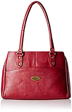 Fantosy Bag For Women,Maroon - Shoulder Bags
