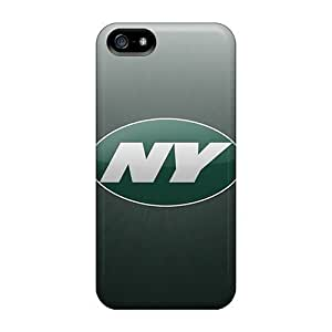 Series Skin For Iphone 5C Case Cover (new York Jets)