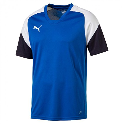 puma New Puma Jersey Maillot White Esito puma En 4 Royal Navy Training vq67rvwz