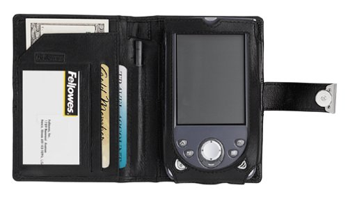 HP JORNADA SERIES LEATHER CASE - Fellowes Leather