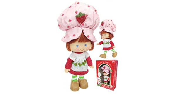 b3905f6e Amazon.com: Strawberry Shortcake Doll the Original-Sock Monkeys: Toys &  Games