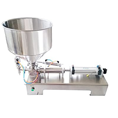 90-1000ML Filling Filler Machine For 100-1000ml for Cream,Honey,Sauce,Cosmetic,Tooth Paste 110V from Taishi