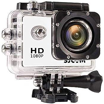 Amazon.com: HP AC300 W 1080P HD WIFI Cámara de acción ...