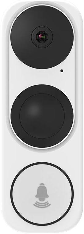 LTS LTH-7132-WIFI 3MP Doorbell Camera / 2nd Gen/Wi-Fi / 5 GHz / 180 Degree Vertical FOV / IP65