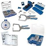 Kreg Jig K5MS Super Kit (K5MS, SK03, KTC55, KHC-RA, MD-CAB01, SSW) - K5MSSK-SP16