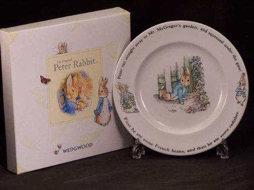 Wedgwood Original Peter Rabbit Plate - Mib