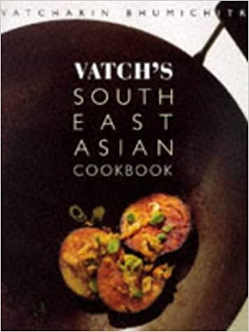 Book Vatchs South East Asian Cookbook