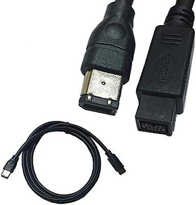 9pin//6pin Feet IEEE 1394b Firewire 800 Gold Hi-speed Cable Tripp Lite F017-010 10
