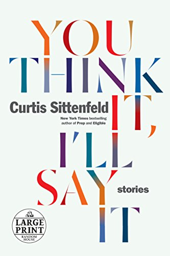 You Think It, I'll Say It: Stories (Random House Large Print)