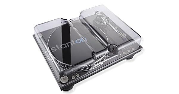 Amazon.com: DeckSaver Stanton St-150/Str8 – 150 DJ turntable ...
