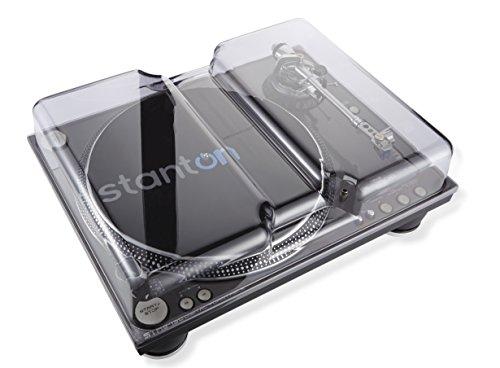 - Decksaver Stanton ST-150/STR8-150 DJ Turntable Cover
