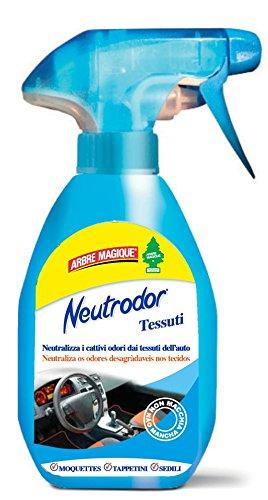 Arbre Magique Neutrodor, per Tessuti, Deodorante Auto, Neutralizza gli Odori, 150 ml Lampa 109224