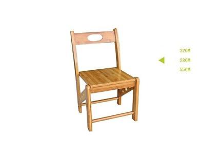 Sgabello In Legno Pieghevole : Sgabello in legno sgabelli di bambù sgabelli pieghevoli per la casa
