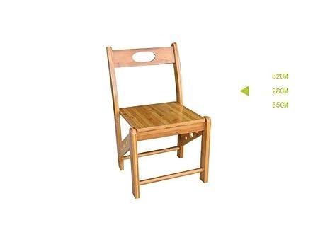 Prendi uno sgabello sgabelli di bambù sgabelli pieghevoli per la