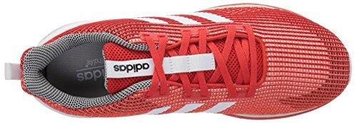 Adidas Mens Questar Tnd Scarpa Da Corsa Core Rosso, Ftwr Bianco, Rosso Solare