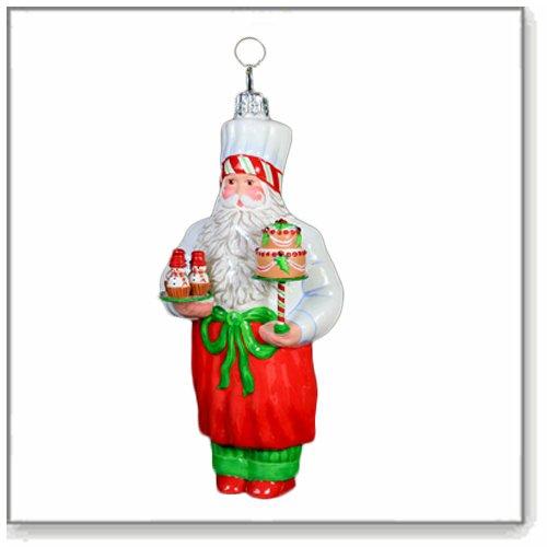 Patricia Breen Christmas Ornaments, Brillat-Savarin: W, 2012