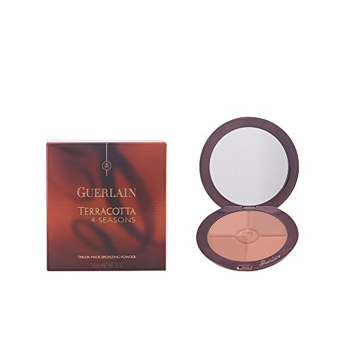 Guerlain Terracotta 4 Seasons Tailor Made Bronzing Powder 02 Naturel Blondes for Women, 0.35 Ounce