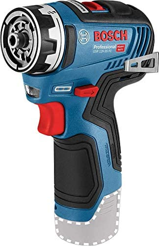 Atornillador a bater/ía 35 Nm, /Ø m/áx. tornillo 10 mm, sin bater/ía, en L-BOXX Bosch Professional 12V System GSR 12V-35 HX