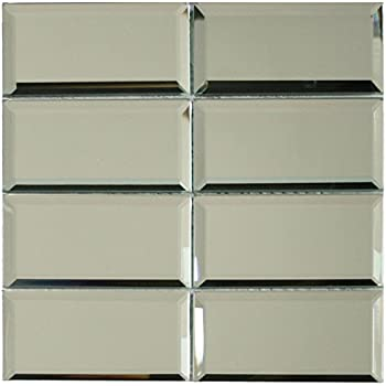 Amazon Com Renin Us 20 1010 P1212nt 12 X 12 Mirror Tile Home