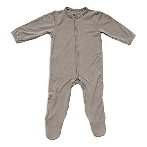 502a25ed1 bonamy Baby Unisex Organic Cotton Gloved Sleeve Footie   Footies ...