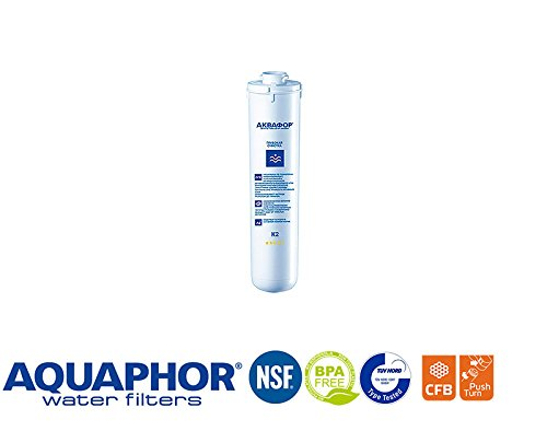 K2/cartuccia filtro di ricambio per Aquaphor morione Aquaphor DWM-101/sistema di filtraggio a osmosi inversa
