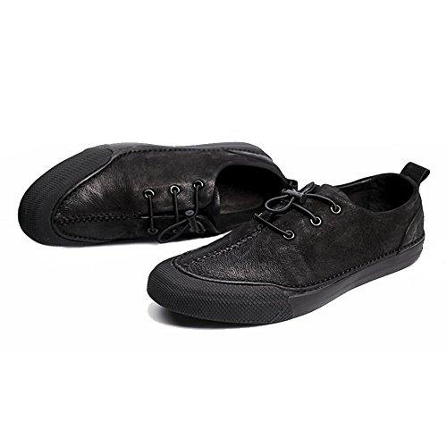 Chaussures Fulinken noires Casual homme Super Promos Vue La Vente En Ligne Footlocker Pas Cher En Ligne Vente Confortable Vente Livraison Rapide Pas Cher CAtUIP5tj