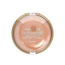 (6 Pack) WET N WILD Color Icon Bronzer SPF 15 - Bikini Contest