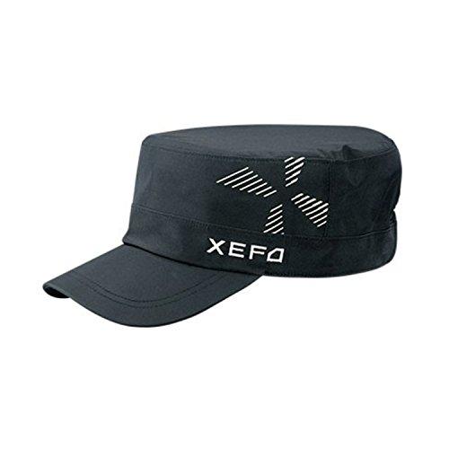 SHIMANO(シマノ) XEFO・ゴアテックス オールウェザーワークキャップ ブラック フリー CA-219Qの商品画像