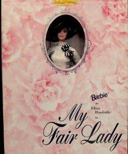 Barbie (Barbie) Doll as Eliza Doolittle from My Fair Lady at Ascot Doll doll figure (parallel import)