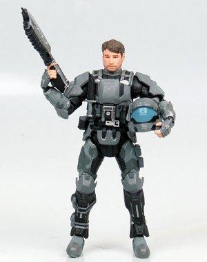 halo action figures odst - 1