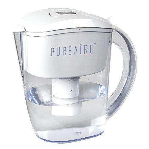 PureAire Alkaline Water Jug - 3.5 Litres inc. 2 Filters - Filters Up To 600 Litres by PureAire
