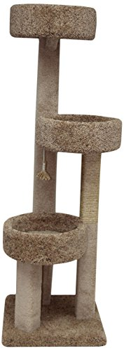 Beatrise Pet Products Triple Stacker with Rope by Beatrise Pet Products