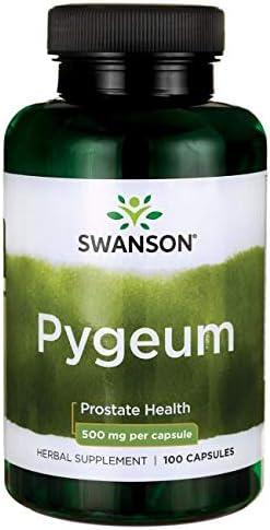 Vitaminas para la salud de la próstata Swanson