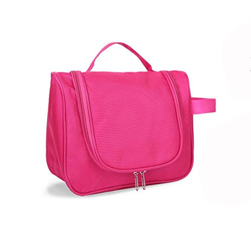 GAOMEIMS Mobile Travel Tasche Kosmetiktasche Lagerung Kulturtasche , rose red